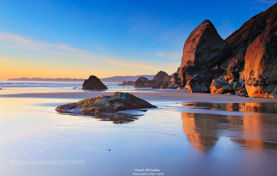 Photograph Stinson Beach by Osamh Alshaalan on 500px