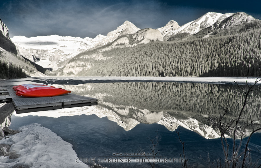 Photograph Lake Louise by Chris Gardiner on 500px