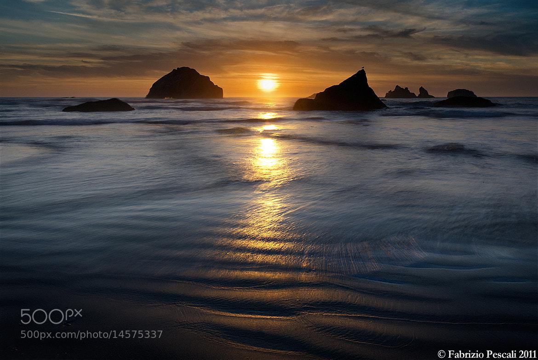 Photograph Bandon Sunset -www.fabriziopescali.com  by Fabrizio Pescali on 500px