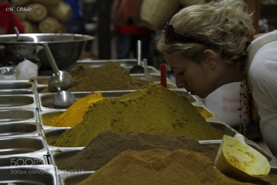 Photograph smell of spices by Moshe Shalit on 500px