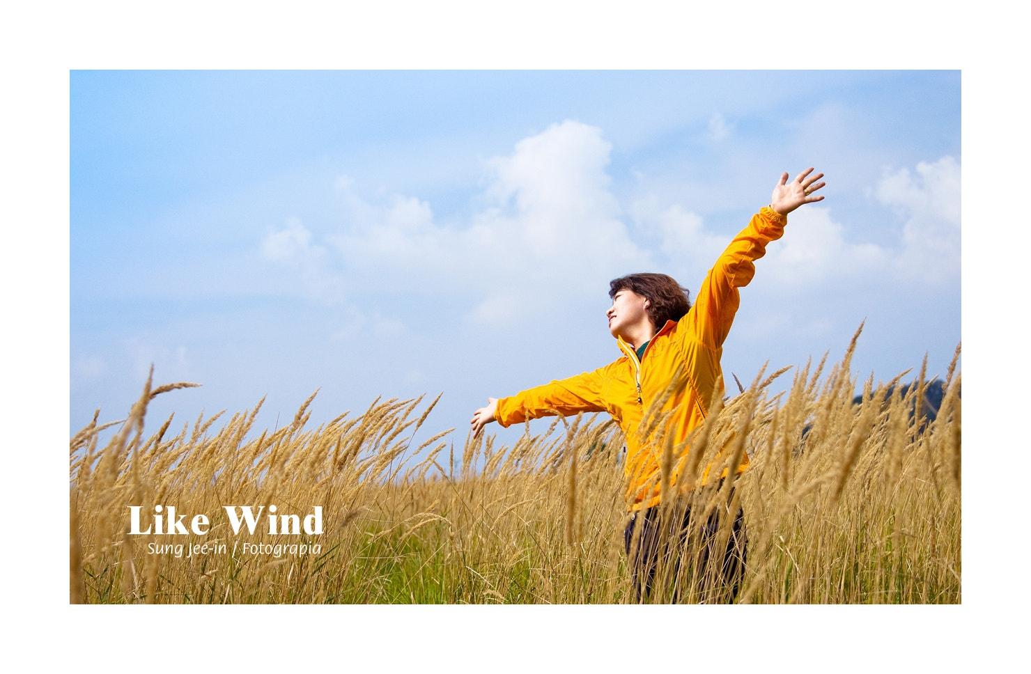 Photograph Like Wind by Sung Jee-in on 500px