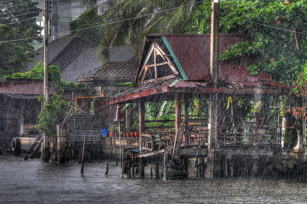 Photograph Rainy Day in Thailand by Anuchit Sundarakiti on 500px