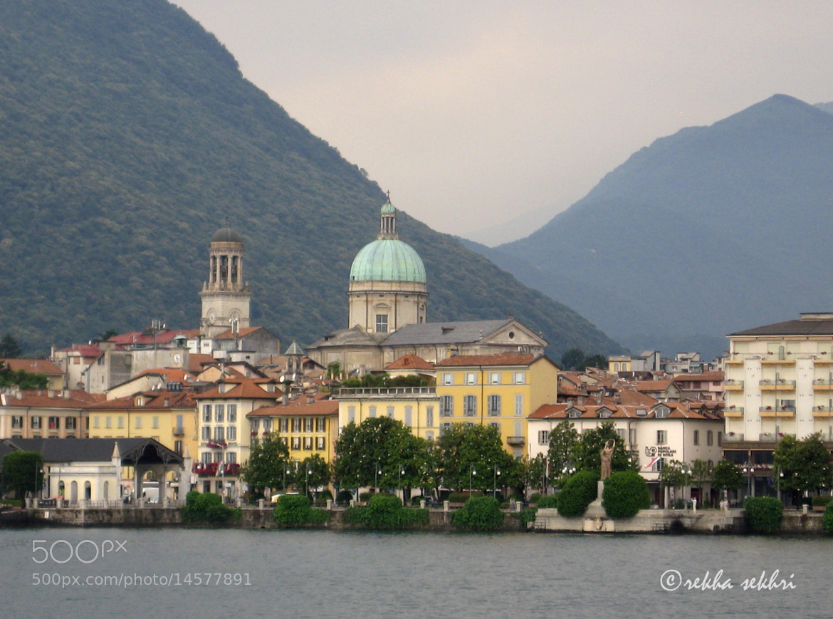 Photograph Laveno, Lake Maggiore  by Rekha Sekhri on 500px