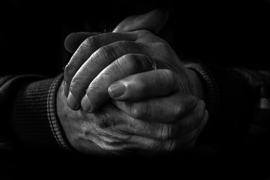 Hands tell a story by Shannon Moore on 500px.com