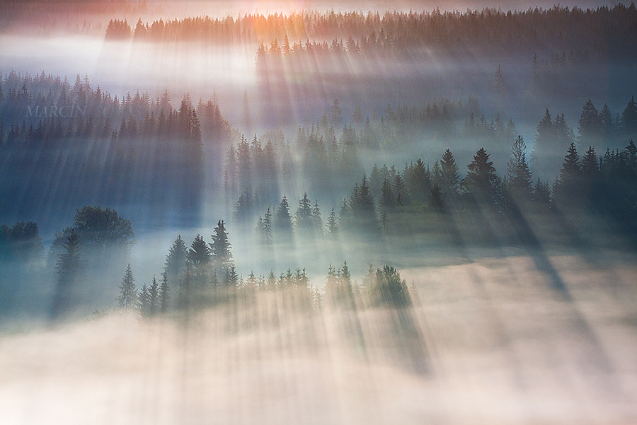 Colors of light by Marcin Sobas 1
