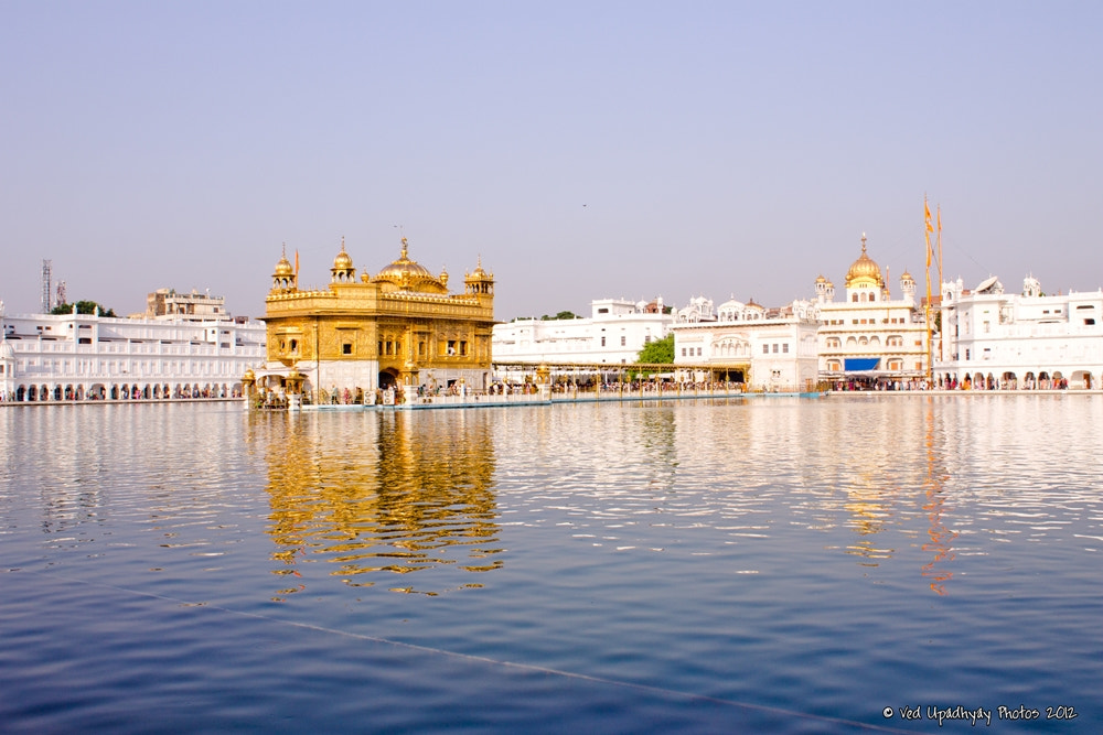 Photograph The Golden Temple by Ved Upadhyay on 500px