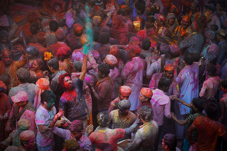 Holi Matura by Vichaya Pop on 500px.com