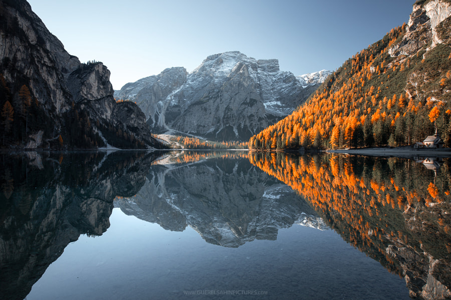 Perfect Mirror by guerel sahin on 500px.com