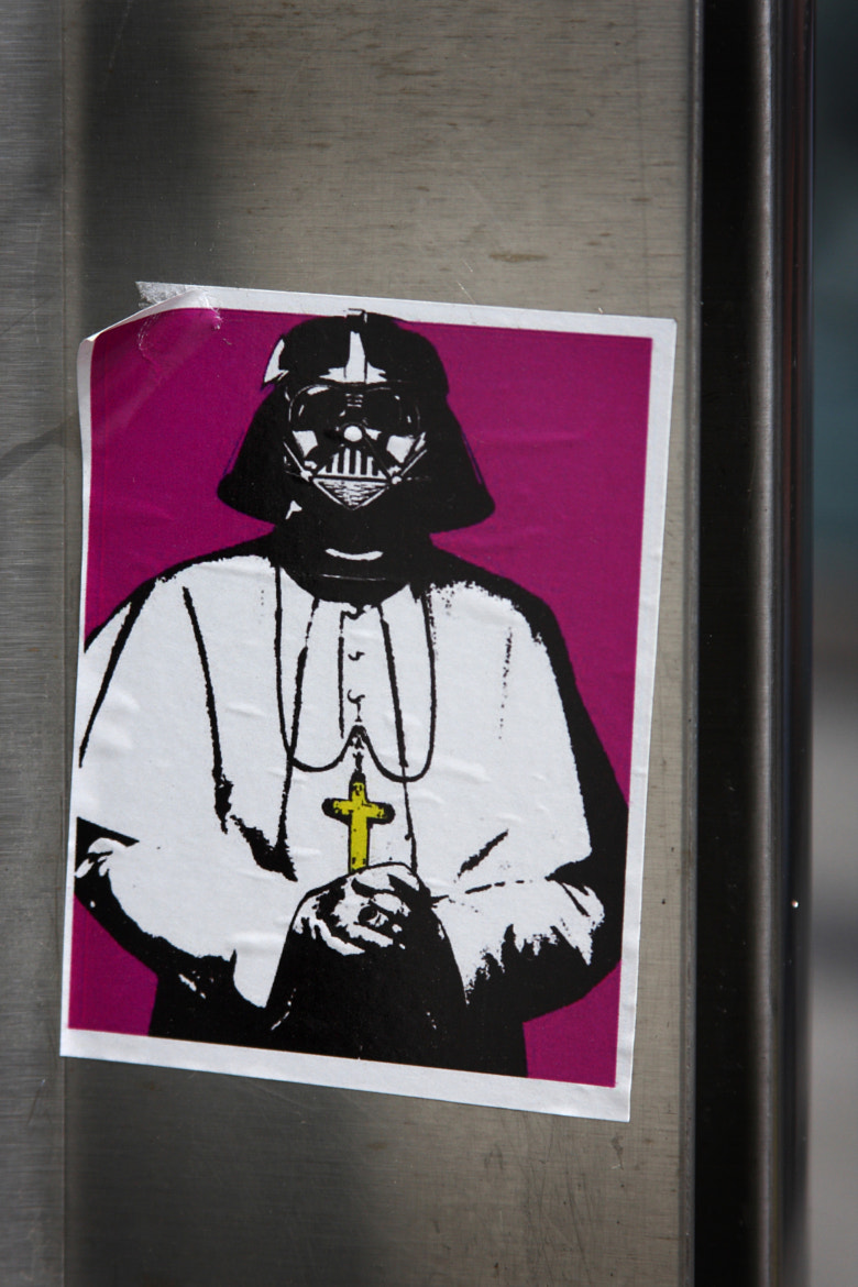 Photograph Pope Vader by Michael Blaser on 500px
