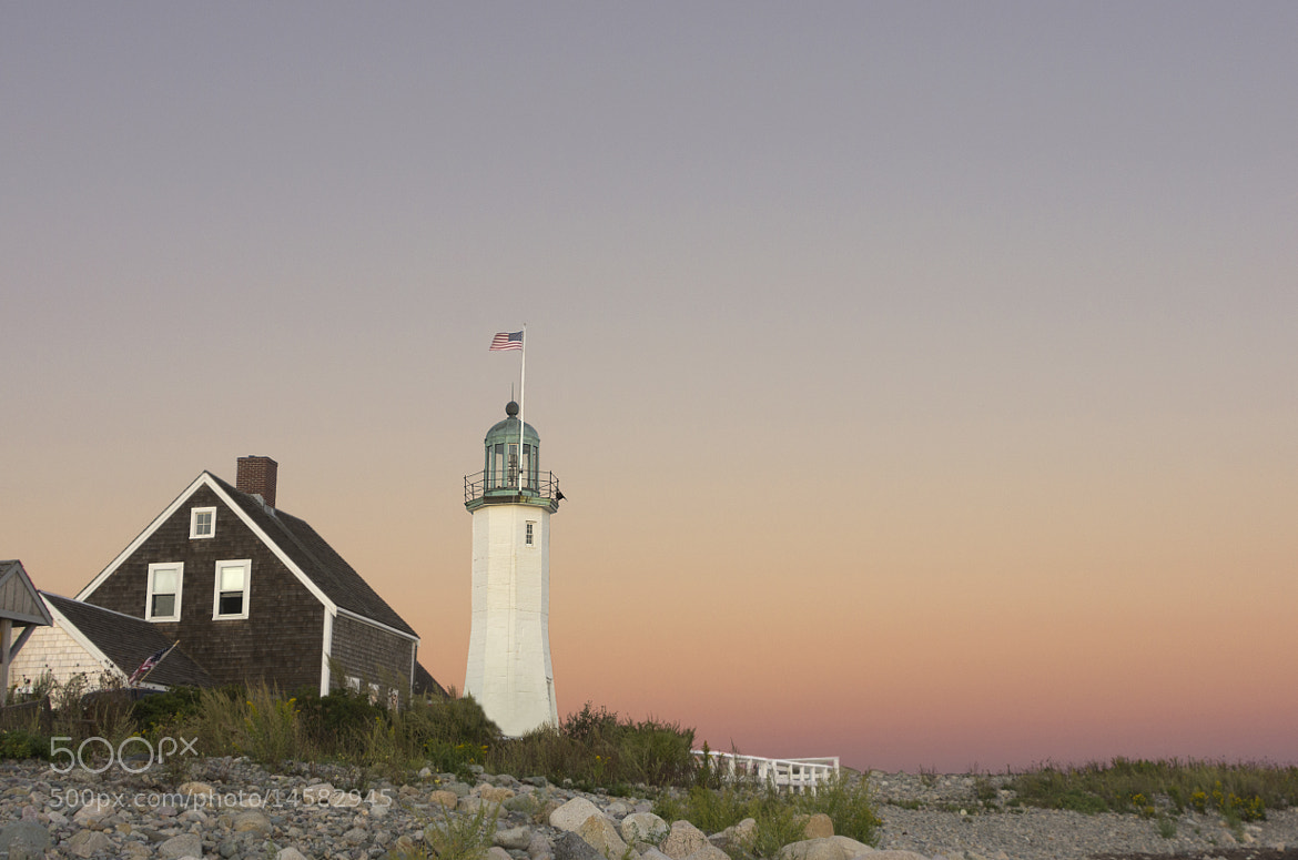 Photograph Old Scituate Light by Francisco Marty on 500px