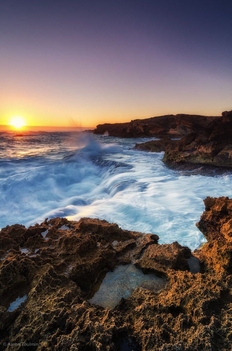 Photograph Thunder Point, Warrnambool by Aaron Toulmin on 500px
