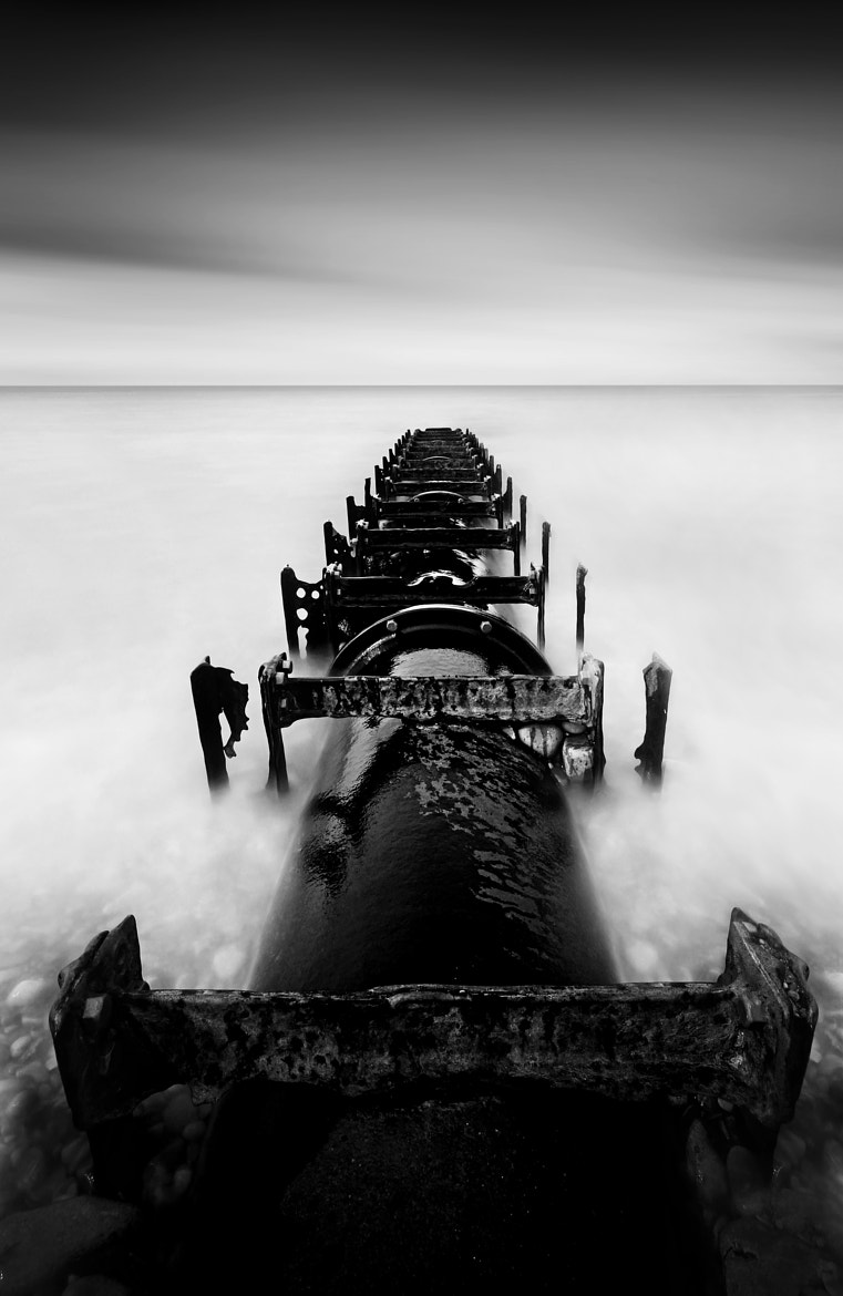 Photograph Sea spine by Charlie Pragnell on 500px