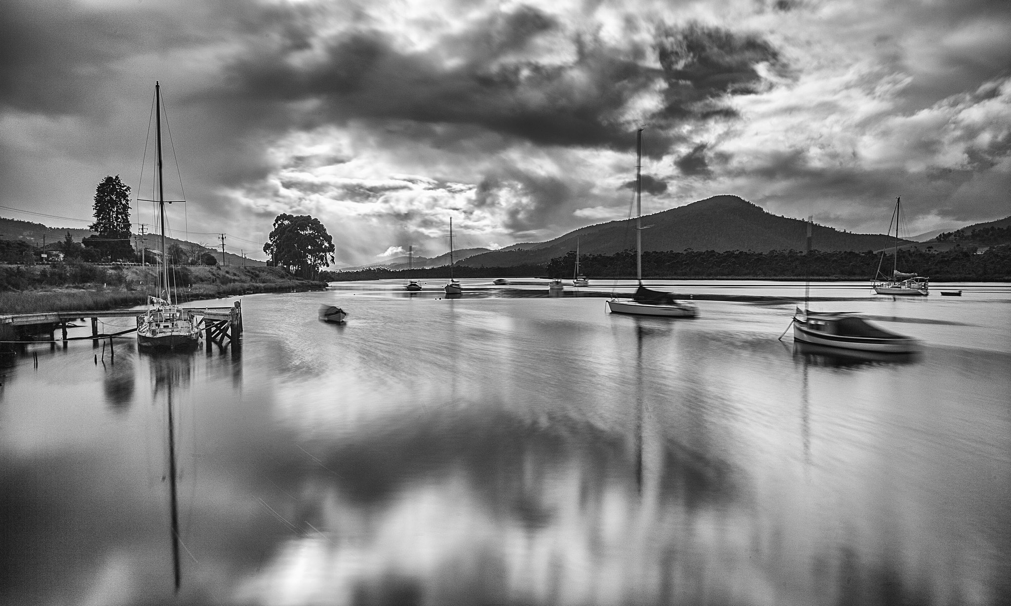 Photograph Huon River, Tasmania by Margaret Morgan on 500px