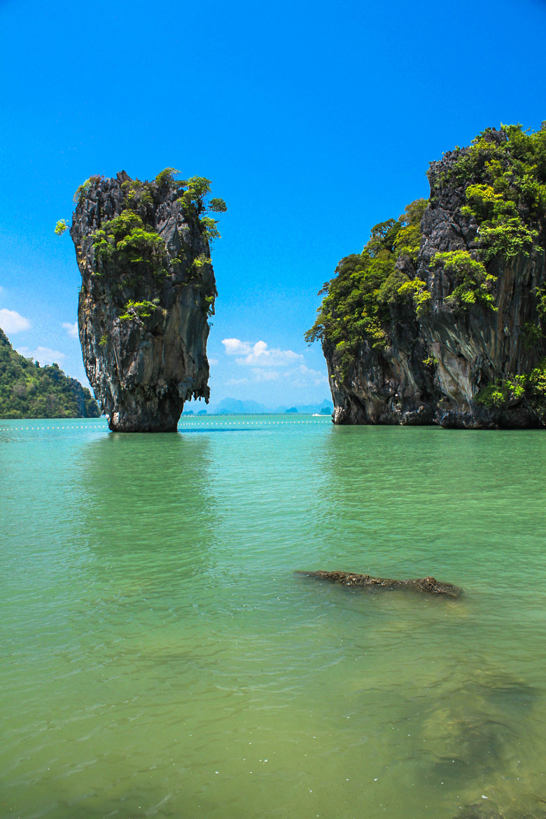 Photograph Koh Tapu by Puniest Rojanapo on 500px