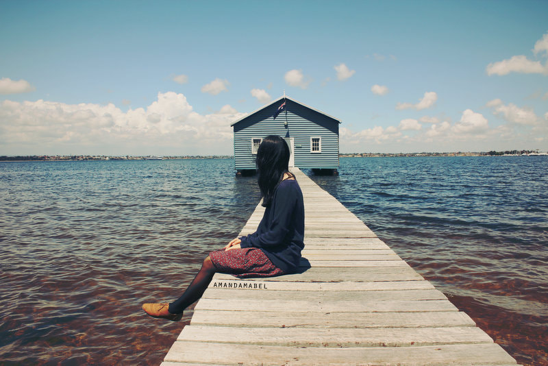 Photograph The Boathouse by Amanda  Mabel on 500px