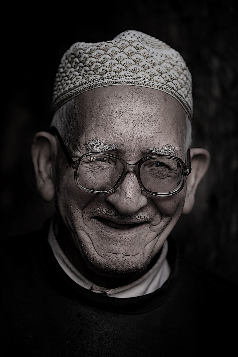 Photograph Portrait in Morocco #2 by Vasco Casquilho on 500px