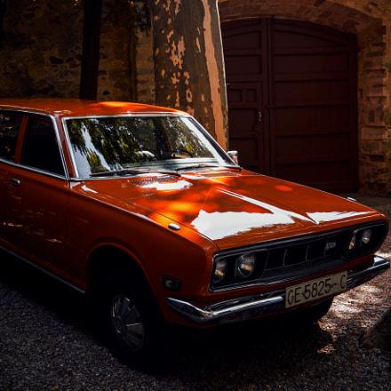 Datsun 610.