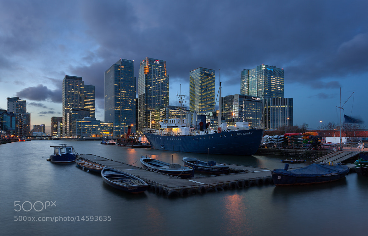 Photograph London: Canary Wharf by Alex Yurko on 500px