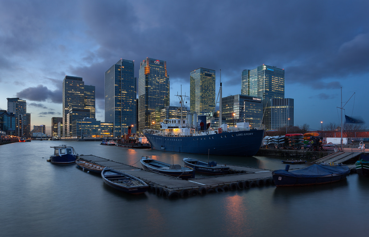 Photograph London: Canary Wharf by Alex Darkside on 500px
