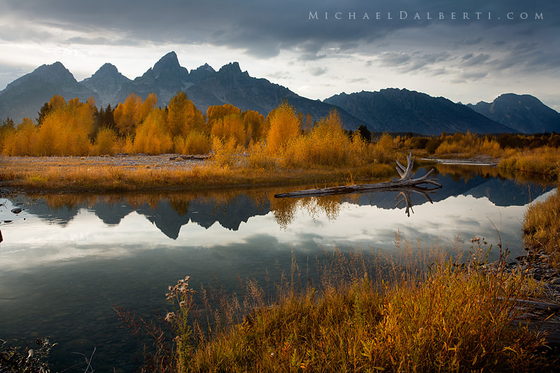 Photograph Fall Evening by Michael Dalberti on 500px