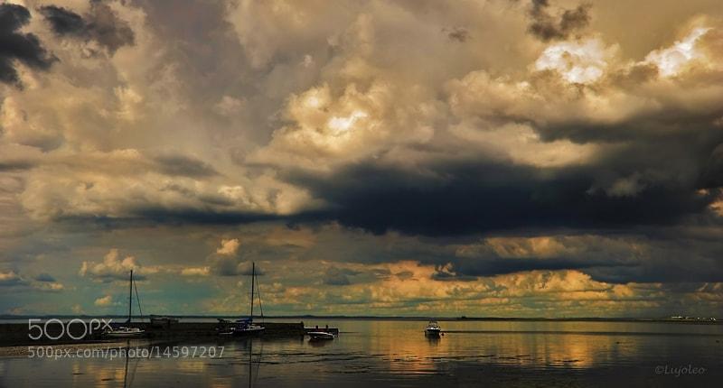 Photograph Ballyvaghan Harbor by Luis Cabal on 500px