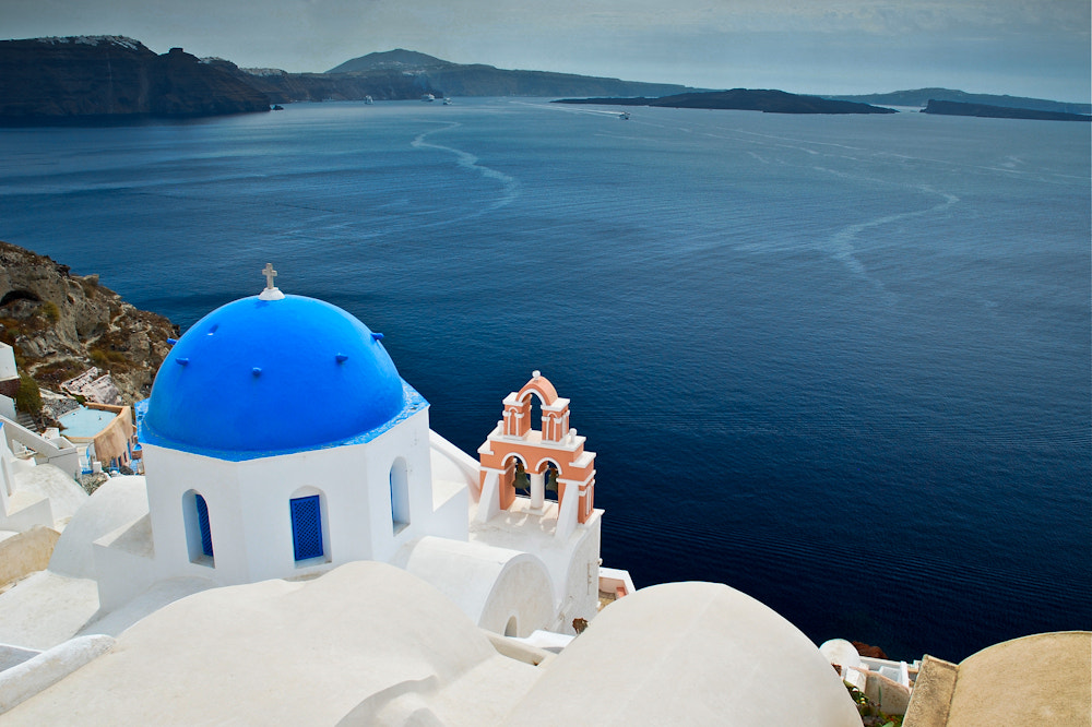 Photograph Santorini View by Shaun George on 500px