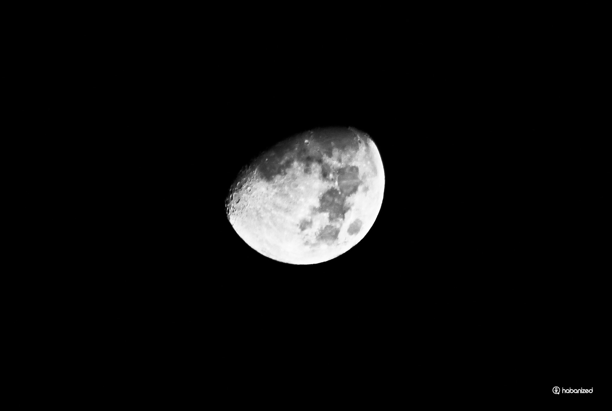 Photograph Gibbous by Eugene W on 500px