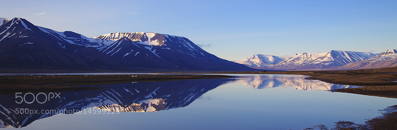 Photograph Summer night in Longyearbyen. by Ivan Starastin on 500px