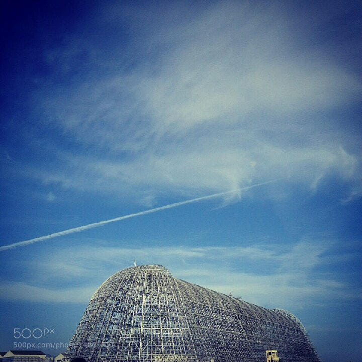 Photograph Hanger One at NASA Ames Research Center by Ketaki B on 500px