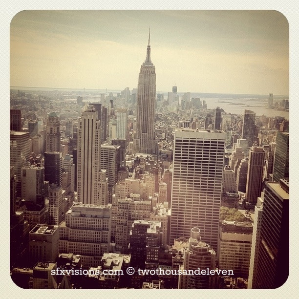 Photograph Top of the Rock by Brian Gottleib on 500px