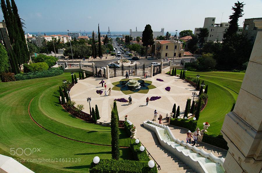 Photograph Bahai Garden Haifa by Alexander Maksimkin on 500px