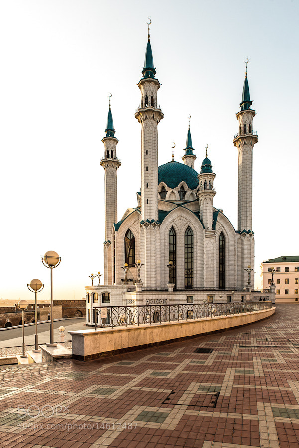 Photograph Kazan Mosque by Antonio Zarli on 500px