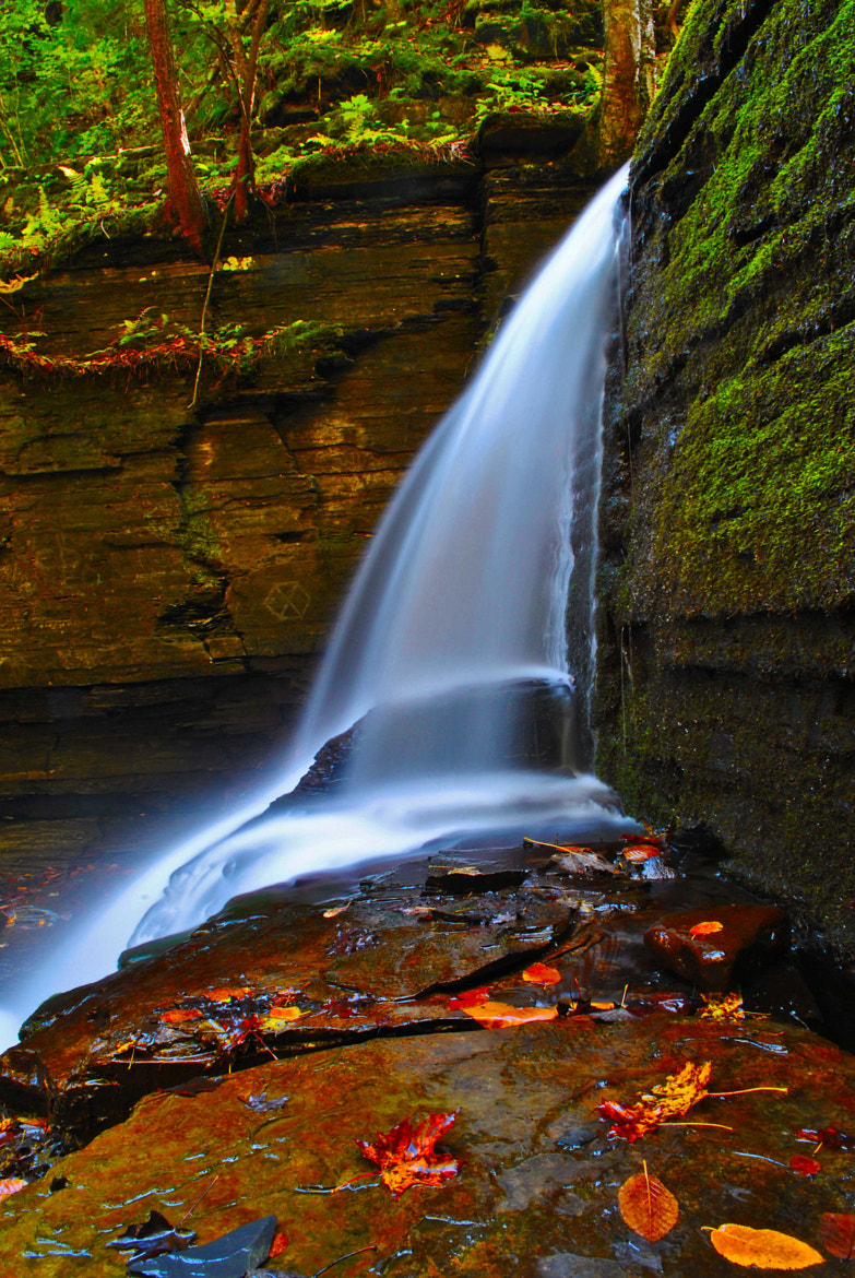 Photograph Gorge Waterfall by cheryl rendino on 500px