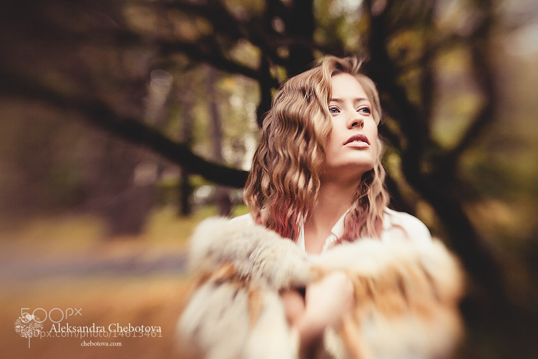 Photograph Angelika by Aleksandra Chebotova on 500px