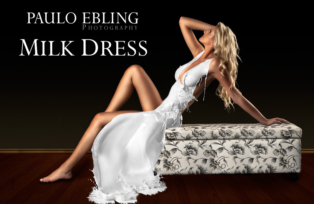 Photograph Milk Dress by Paulo Ebling on 500px