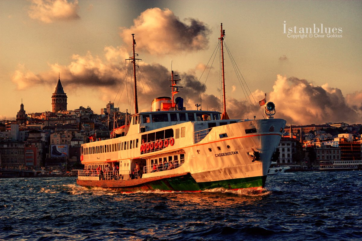 Photograph Istanblues by Onur Gokkus on 500px
