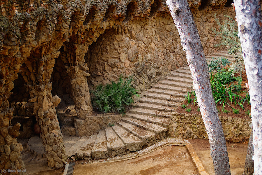 Photograph Park Güell  by Bruno do Val Benes on 500px