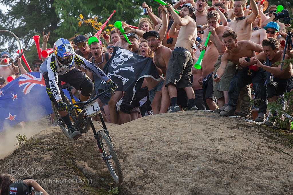 Photograph Rowdy bike race by Dan Finn on 500px