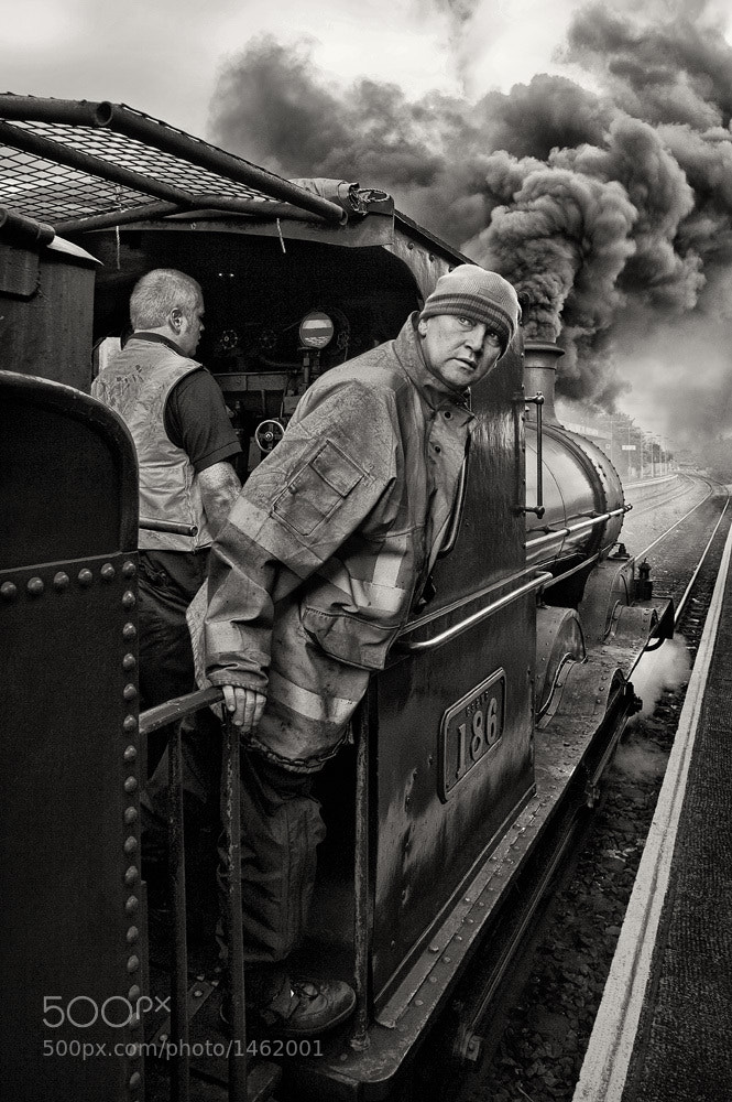 Photograph No.186 Departs by Gary McParland on 500px