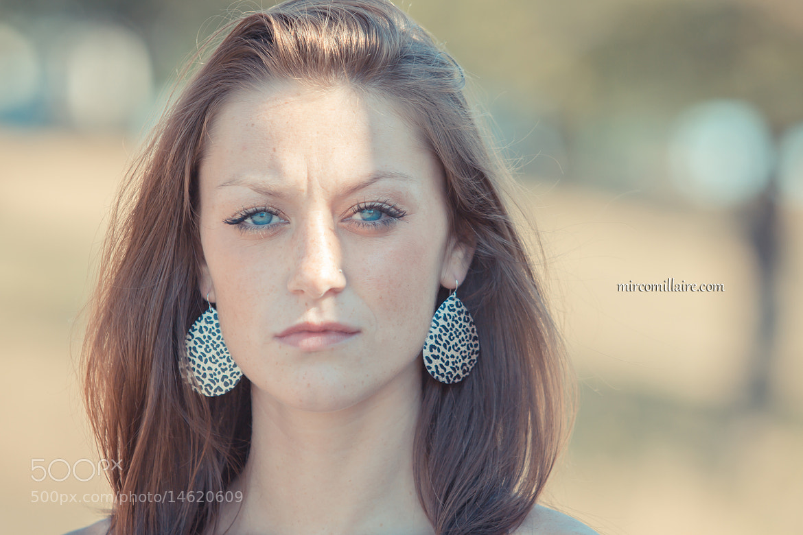 Photograph Pamela by Mirco Millaire on 500px