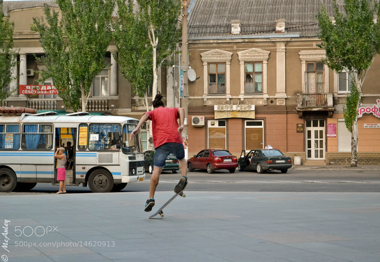 Photograph jump by Katherine McAuley on 500px
