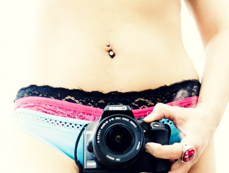 Photograph Three Colors & Canon by Juliana Gutierrez  on 500px