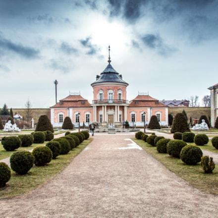 Zolochiv's Castle