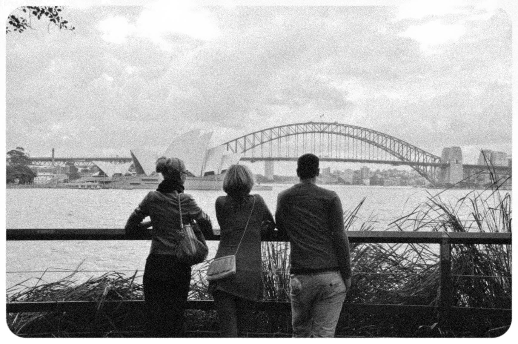 Photograph Sydney Opera house and Harbour bridge watching by Roberto Arone on 500px