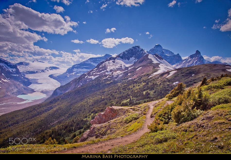 Photograph Parker Ridge by Marina Bass on 500px