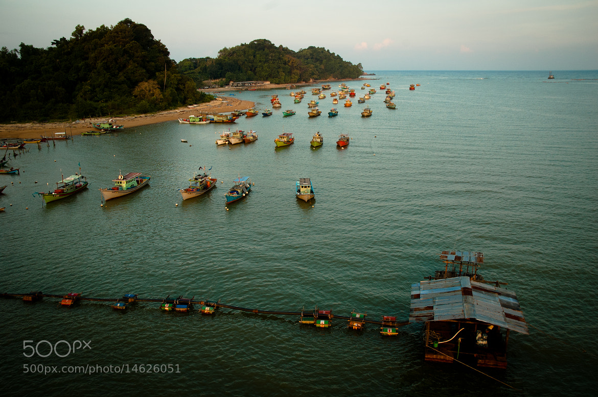Photograph Resting in Port by yht  on 500px