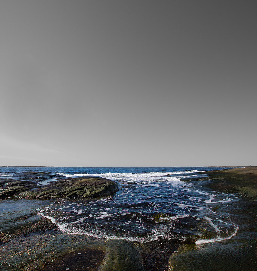 Photograph The Sea by Ove Bjerknes on 500px