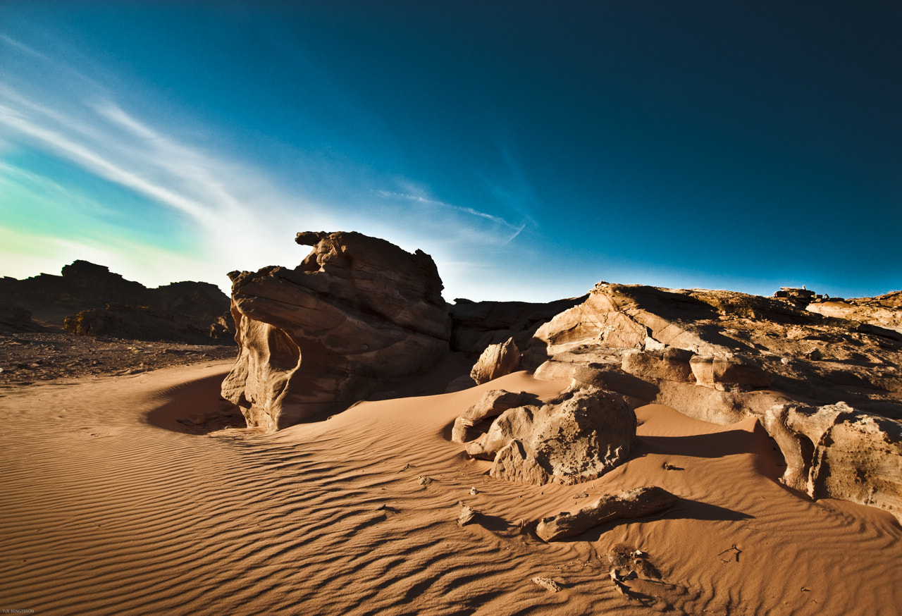 Photograph Wadi Rum Desert by Tue Bengtsson on 500px