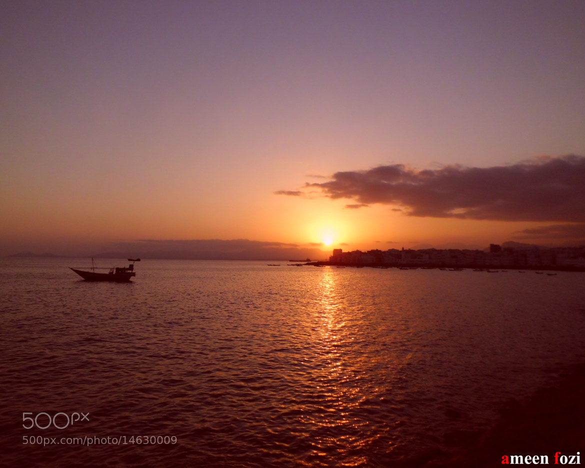 Photograph Sunset from old mukalla by ameen basalamah on 500px