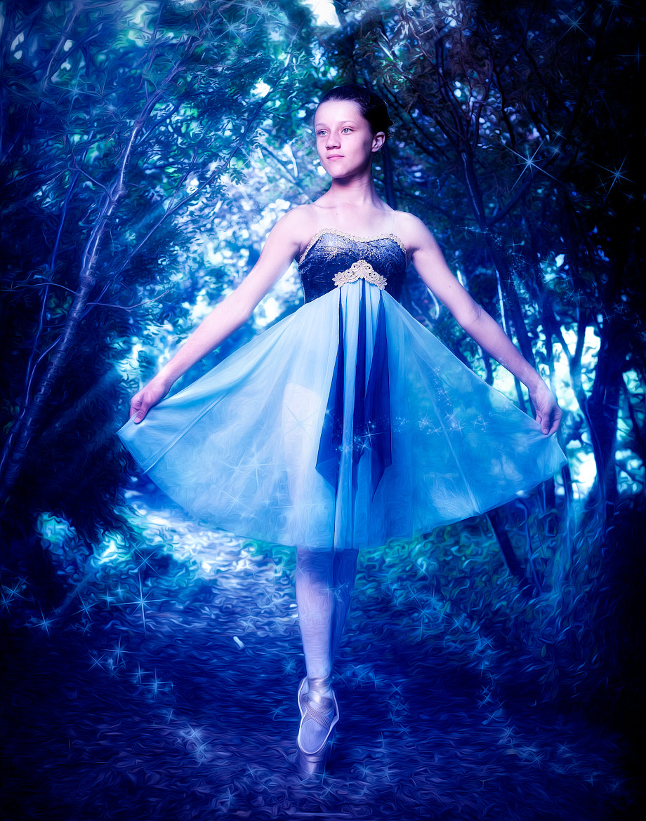 Photograph Fairytale Dancer by Almighty  Whitey on 500px